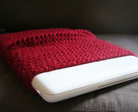 crochet ibook cover