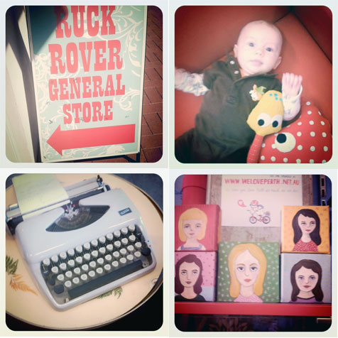 ruck rover general store